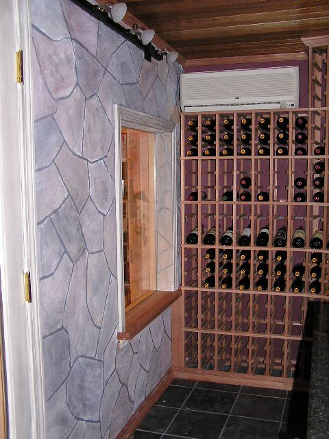Wine Warden Ductless Split Evaporator