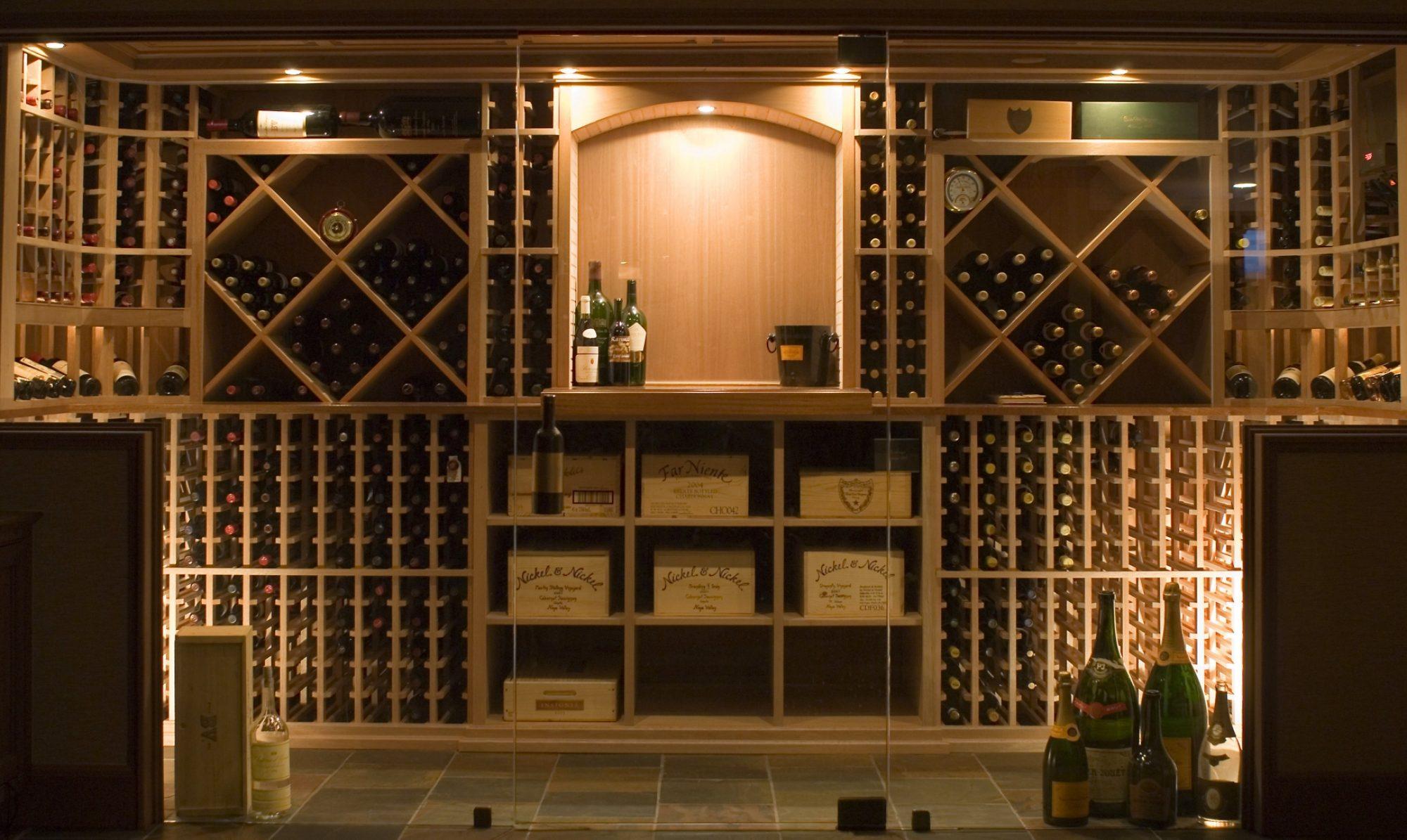 Wine Cellar Joe